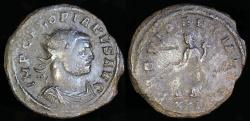 Ancient Coins - Florian Antoninianus - PROVIDENTIA AVG - Rome Mint