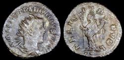 Ancient Coins - Trebonianus Gallus Antoninianus - FELICITAS PVBL - Antioch Mint