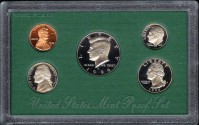 Us Coins - 1996 US Proof Set