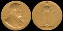 1929 Herbert Clark Hoover - US Mint Medal
