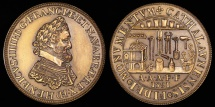 World Coins - 1591 France - Henry IV the coin workshops of Chalons-en-Champagne
