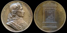 World Coins - 1825 France - Franciscus, Archbishop and Duke of Cambrai