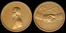 Us Coins - 1801 Thomas Jefferson - US Mint Medal
