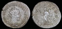 Ancient Coins - Trebonianus Gallus Antoninianus - FELICITAS PVBL - Rome Mint