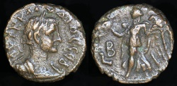 Ancient Coins - Claudius II Tetradrachm - LB - Alexandria Mint
