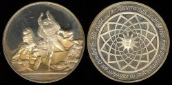 World Coins - 1975 Italy – The Resurrection