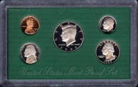Us Coins - 1995 US Proof Set