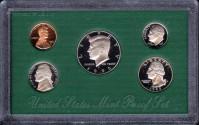 Us Coins - 1995 US Proof Set