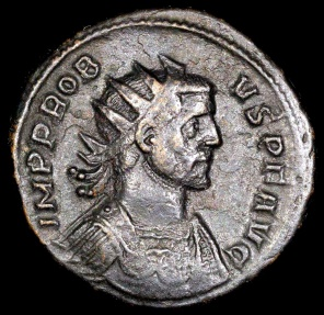 Ancient Coins - Probus Antoninianus - VICTORIA GERM - Rome Mint
