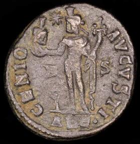 Ancient Coins - Maximinus II Follis - GENIO AVGVSTI - Alexandria Mint