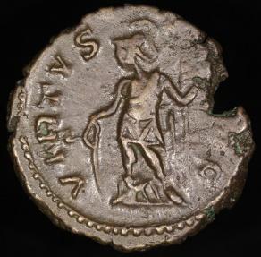 Ancient Coins - Tetricus I Antoninianus - VIRTVS AVGG - Southern Mint