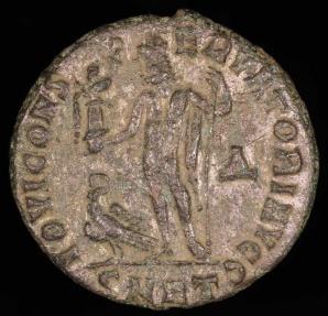 Ancient Coins - Licinius I Follis - IOVI CONSERVATORI AVGG -  Heraclea Mint