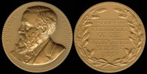 Us Coins - 1889 Benjamin Harrison - US Mint Medal
