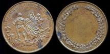 Us Coins - 1905  United States - Lewis and Clark Centennial Exposition Commemorative Medal by Butterfield and Brothers Company