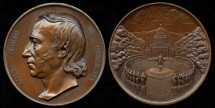 World Coins - 1842 France - Louis Marie de la Haye, Vicomte de Cormenin