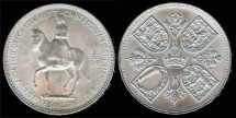 World Coins - 1953 Great Britain Crown BU