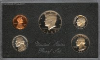 Us Coins - 1983 US Proof Set