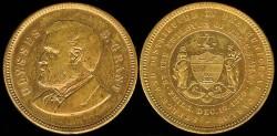 Us Coins - 1879 Ulysses S Grant-US Mint Philadelphia Municipal Parade Medal