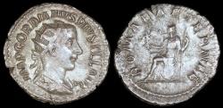 Ancient Coins - Gordian III Antoninianus - ROMAE AETERNAE - Rome Mint
