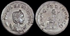Ancient Coins - Otacilia Severa Antoninianus - CONCORDIA AVGG - Rome Mint