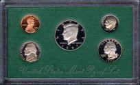 Us Coins - 1997 US Proof Set