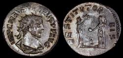 Ancient Coins - Probus Billon Antoninianus - RESTITVT ORBIS - Antioch Mint