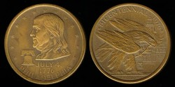 Us Coins - 1976 Philadelphia Bicentennial