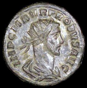 Ancient Coins - Probus Antoninianus - FELICITAS AVG - Siscia Mint