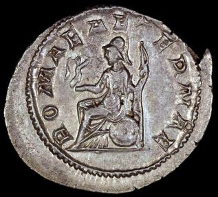 Ancient Coins - Philip I Antoninianus - ROMAE AETERNAE - Rome Mint