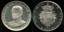 "World Coins - 1964 Order of Malta 2 Scudi - "" Angelo de Mojana di Cologna"" Commemorative Silver Proof Cameo"