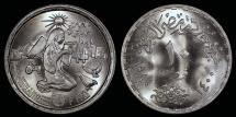 "World Coins - 1980 Egypt 10 Piastres - FAO ""Women's Advancement"" - BU"