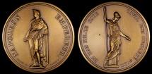 World Coins - 1803 France - Napoleon - The Code Napoleon by Nicolas Guy Antoine Brenet and Dominique-Vivant Denon