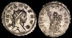 Ancient Coins - Gallienus Antoninianus - FELICIT PVBL - Rome Mint