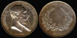 World Coins - 1880 Belgium – 1880 Belgian National Exposition