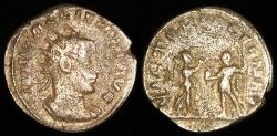 Ancient Coins - Gallienus Antoninianus - VICTORIA GERMAN - Eastern Field Mint