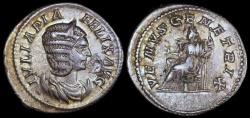 Ancient Coins - Julia Domna Antoninianus - VENUS GENETRIX - Rome Mint