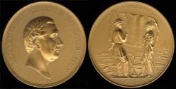 Us Coins - 1850 Millard Fillmore - US Mint Medal