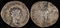 Ancient Coins - Volusian Antoninianus - PAX AVGG - Rome Mint
