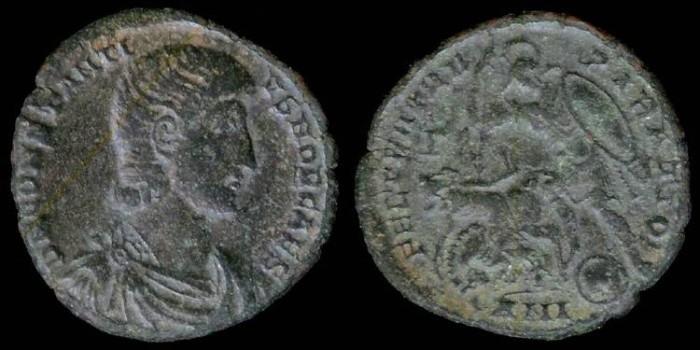 Ancient Coins - Constantius Gallus Centenionalis - FEL TEMP REPARATIO - Antioch Mint