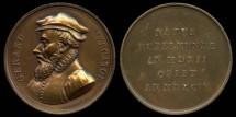 World Coins - 1816 France - Gerardus Mercator (Flemish Cartographer)