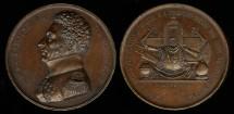 World Coins - 1819 France – Duke Louis Antoine Duke of D'Angouleme
