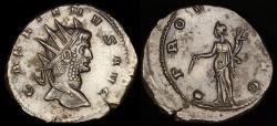 Ancient Coins - Gallienus  Antoninianus - PROVIDEN AVG - Siscia Mint