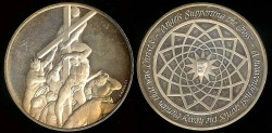 World Coins - 1975 Italy – Angels Supporting the Cross
