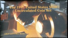Us Coins - 1995 US Mint Set