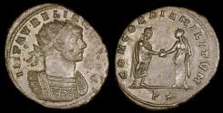 Ancient Coins - Aurelian Antoninianus - CONCORDIA MILITVM - Siscia Mint