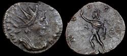 Ancient Coins - Victorinus Antoninianus - INVICTVS - Cologne Mint