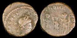 Ancient Coins - Arcadius Ae4 - DN ARCA ROMANORVM - Nicomedia Mint