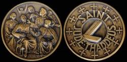 World Coins - 1972 US: Saint Jude Thaddeus the Apostle