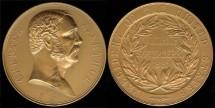 1881 US - Chester Alan Arthur - US Mint Medal