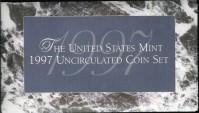 Us Coins - 1997 US Mint Set
